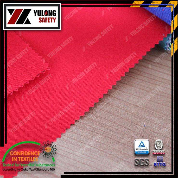 纺织提供阻燃面料安全防护
