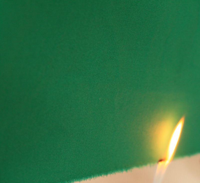 全棉阻燃面料有哪些优点