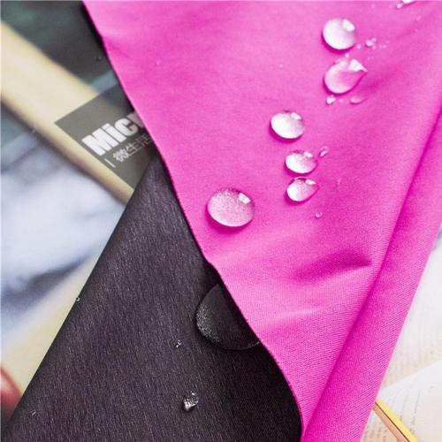 影响复合面料织物透气透湿性的因素