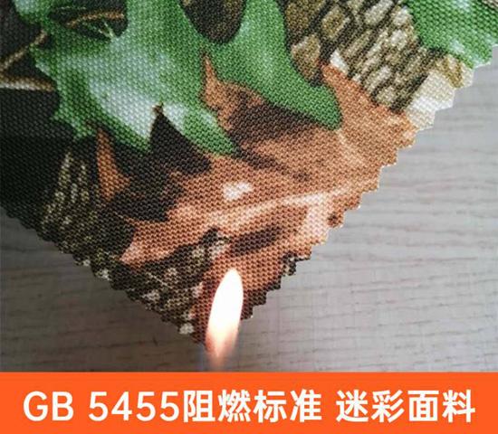 GB 5455阻燃标准