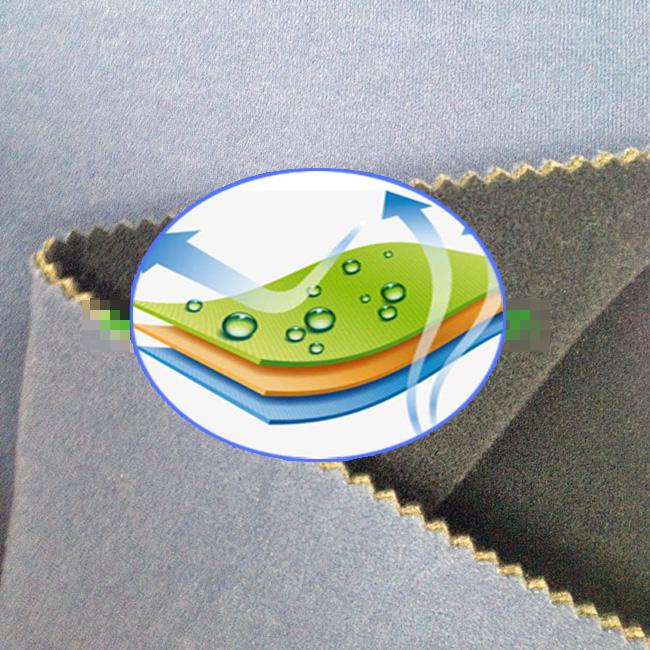 海绵复合布涤纶天鹅绒布