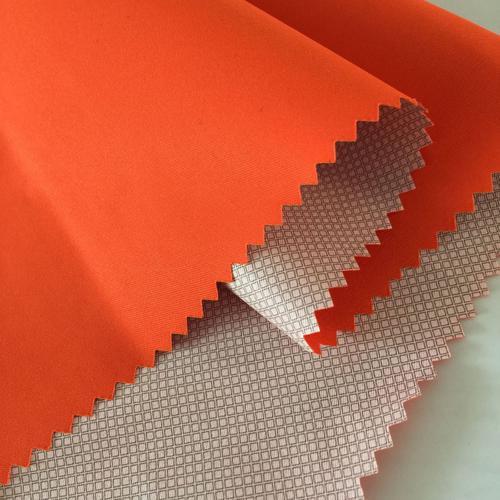 涤纶阳离子贴TPE复合针织网眼布