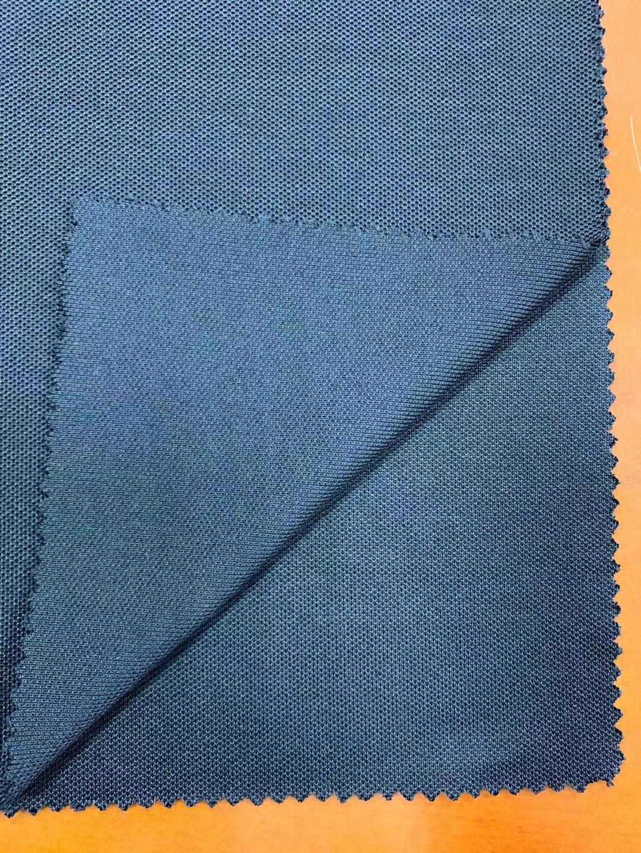 针织单面珠地布