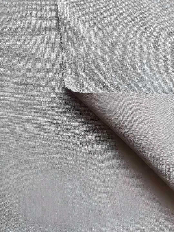 高密吸湿排汗棉锦府绸