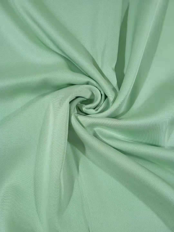 斜纹竹纤维宽幅家纺面料